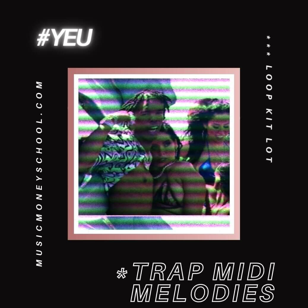 Trap MIDI Melodies Free Download #12