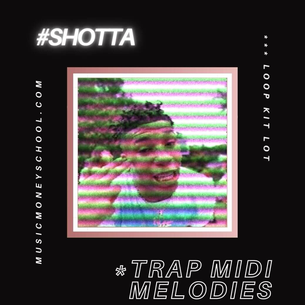 Trap MIDI Melodies Free Download #4