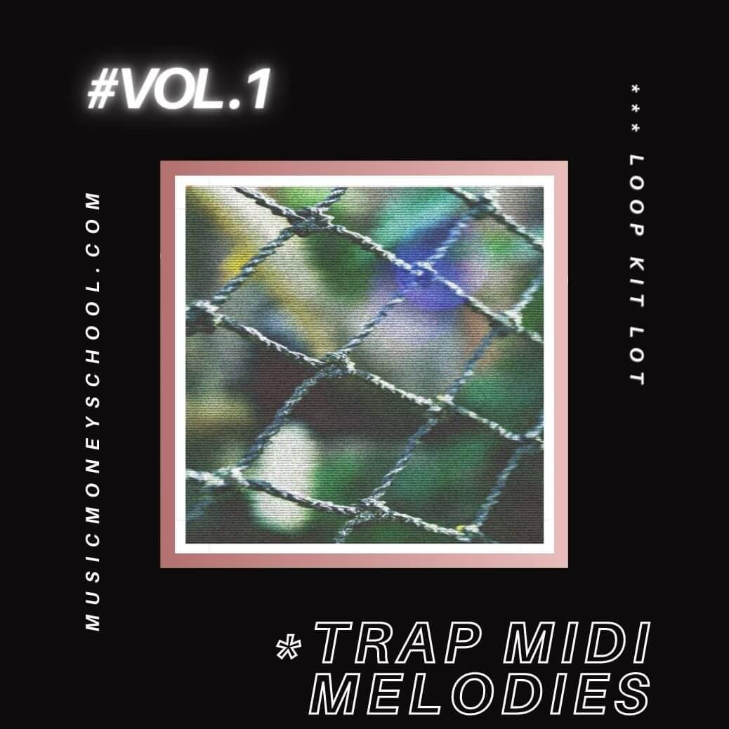 Trap MIDI Melodies Free Download #1
